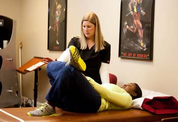 Physical therapy at Rehab Orthopedic Medicine